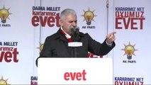 Gümüşhane - Binali Yıldırım Tek Adam Olacak Kılıçdaroğlu Istiyor Diye Iki Tane mi Cumhurbaşkanı...