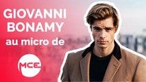 """Giovanni Bonamy: """"Mon meilleur souvenir, c'est L'Oréal avec Eva Longoria"""""""
