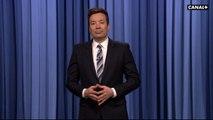 Deuxième décret anti-immigration : ce qu'en pense Jimmy Fallon - The Tonight Show du 17/03 - CANAL +