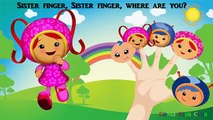 Finger Family Team Umizoomi | Cartoon Animation Rhymes | Team Umizoomi Finger Family Song