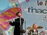 David Lafore Cinq Têtes,Indétendances 2007