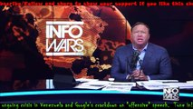 INFOWARS The Alex Jones Show 03-17-2017 LIVE STREAM LINK prisonplanet.tv and infowars.com/show RIFT LIVE: Gay Frog Press Conference