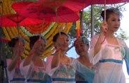 Parramasala 2017 6-8HD, Chinese Wisteria Dance*, Chinese Folk Song & Dance*, Flamenco, Mai Khoi, Kween G, Parramatta, Sydney 10-12 Mar17