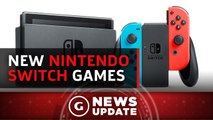 Five Nintendo Switch Games Coming This Week - GS News Update