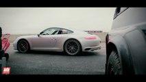Porsche 911 type 991 [ESSAI] : toujours une 911 ?