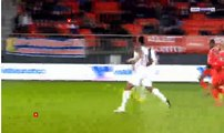 Thibault Cillard GOAL HD - Valenciennes 0-1 Tours 17.03.2017