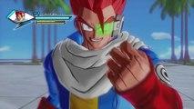 All Super Saiyan & Super Saiyan God Transformations/Forms (All Saiyans) DRAGON BALL XENOVE