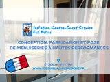 Isolation Centre-Ouest Service, conception, fabrication et pose de menuiseries à Limoges.