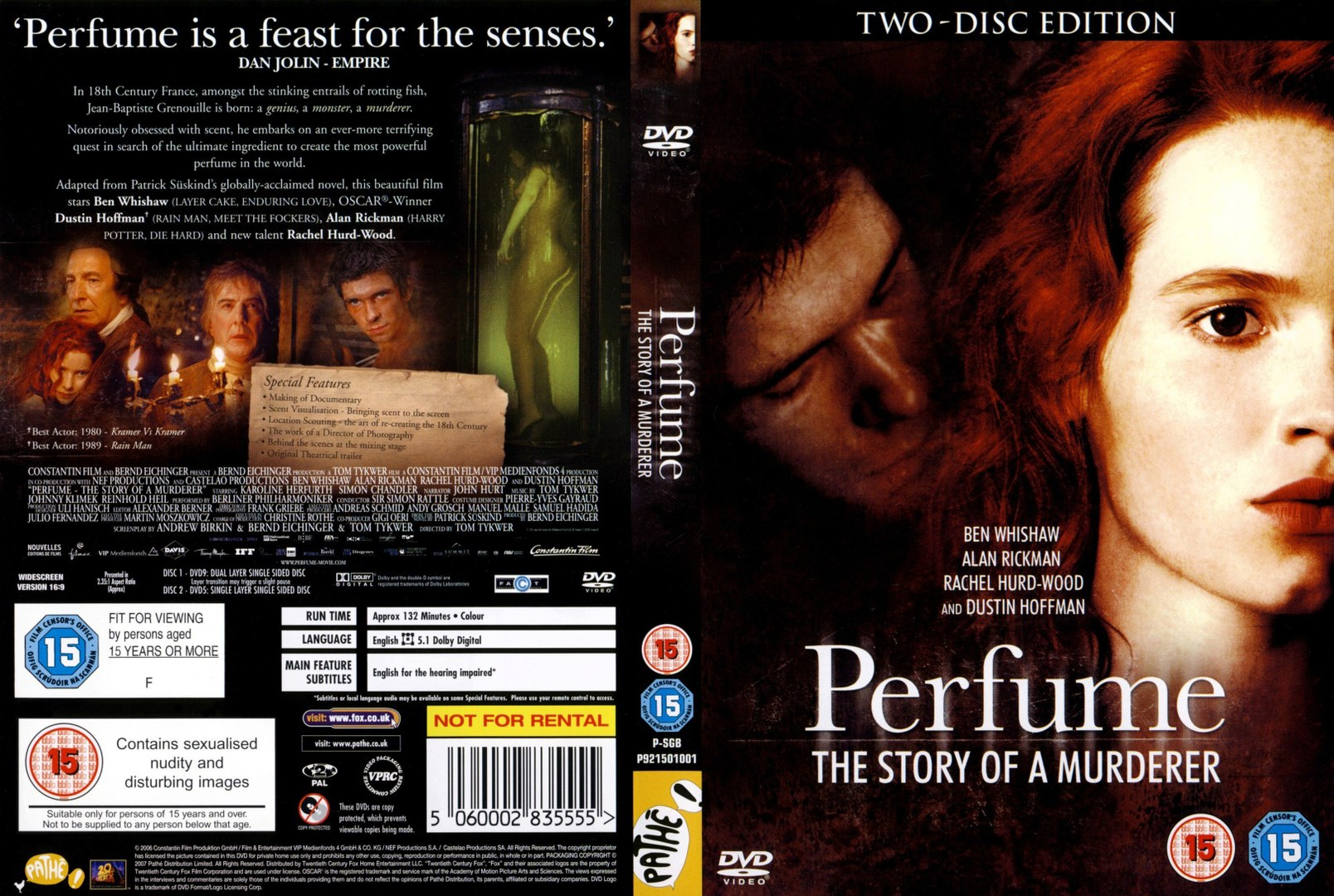 247fdb01d Perfume The Story Of A Murder 2006 - video dailymotion