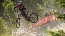 Raw and Wide Open Downhill MTB w/ Luca Shaw   Sound of Speed