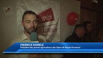 Alpes de Haute Provence : l'installation des jeunes agriculteurs au centre du débat à l'AG de Digne