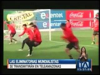 Así llegan las selecciones sudamericanas a la fecha 13 de las eliminatorias