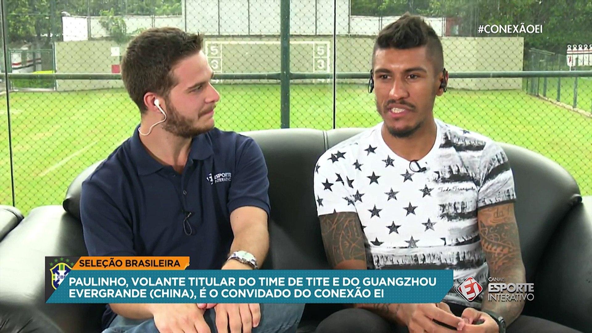 Paulinho relembra gol contra o Vasco e afirma: 'Momento mais marcante da minha vida'