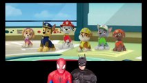 Superhero vs Villain Game - PJ Masks, Paw Patrol, Mashems, Spiderman,Captain Hook Surprise