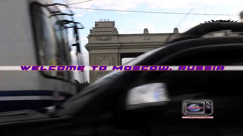 Blunt Squad TV - Moscow, Russia (Trailer)
