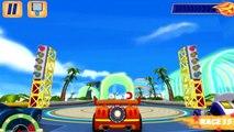 Blaze and the Monster Machines Racing Game Walkthrough   Jr. Gamers   Preschool App (AD)  