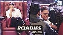 Neha Dhupia CRIES On The Sets of Roadies Rising