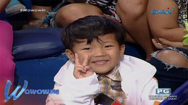Wowowin: Differently-abled child, receives gifts from Willie Revillame