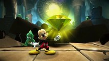 Castle of Illusion Starring Mickey Mouse Gameplay - Full Game Episodes - Disney Cartoon Ga