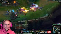 CRAZIEST BOT LANE COMBO IN LEAGUE OF LEGENDS! _ LOL FUNNY