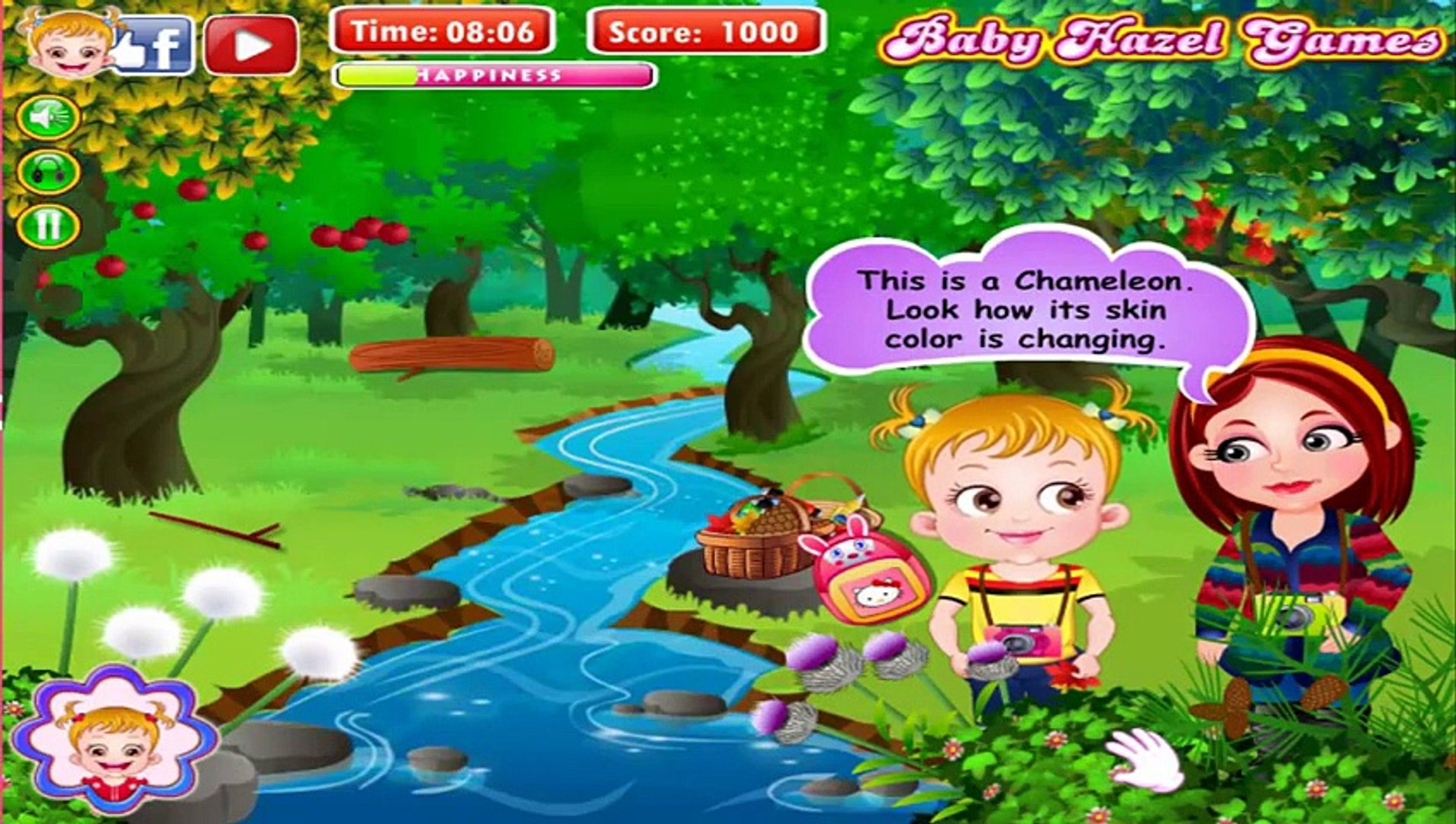 Best Free Game Online Baby Hazel Nature Explorer level2 - Video Dailymotion