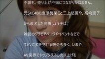 ANRI 坂口杏里AVデビュー