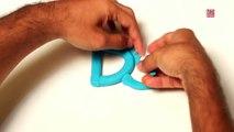 Play Doh Abc | ABC Phonics Song | Playdoh Animals | Playdoh Alphabets And Animals | Learni