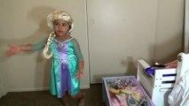 18 Halloween Costumes Disney Princess Anna Queen Elsa Maleficent Moana Rapunzel Cinderella-7kHkru4_