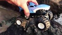 Monster Truck Lost at Sea Again!-owRNzU