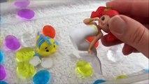 NEW Color-Change Mermaids! Magiki Mermaids Change Color! Disney Elsa Mermaid Toys Sirenette Sirenas-626wwwY_U