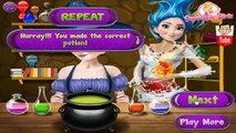 ᴴᴰ ღ Elsa & Anna Superpower Potions ღ | Frozen Sister Magic Potion | Baby Games (ST)