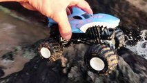 Monster Truck Lost at Sea Again!-owRNz