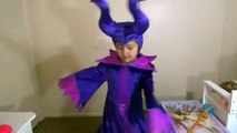 18 Halloween Costumes Disney Princess Anna Queen Elsa Maleficent Moana Rapunzel Cinderella-7kHkru