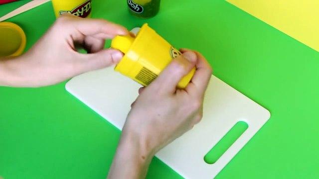 Homer Simpson Play-Doh Гомер Симпсон Пластилин (The Simpsons Play Doh Creations)-P
