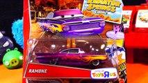 Radiator Springs Classic Cars ToysRus TRU Diecast Disney Pixar new toys review by Blucoll