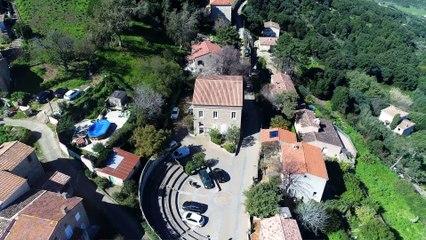 VIDEO. Corse-du-Sud : Villanova, le village des Ajacciens de