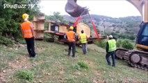 TOP Accidentes de Maquinas Pesadas 4 Fallos Epicos de Gigantes Camiones y Maquinaria