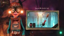 The Boxtrolls Slide 'N' Sneak - Free Game App, Android, iPad, iPhone