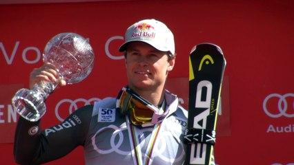 Combiné Alpin - Alexis Pinturault remporte le globe de la discipline !