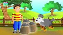 Баа Баа Черная Овца | Баа Баа Black Sheep Детский Стишок С Текстами