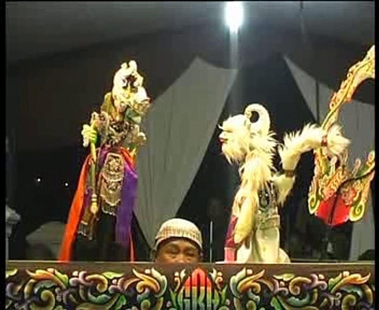 Wayang Golek Asep Sunandar Sunarya Terbaru Parta Krama Bag 6 Video Dailymotion