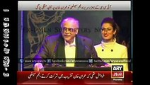See What PTI Supporters Did When Najam Sethi Started Criticizing Imran Khan in an Event