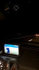 Véhicule à contresens sur l'autoroute A1