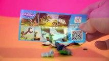 Oeufs Kinder surprise et PEPPA PIG ♥ Peppa Pig ramène des oeufs surprises avec des jouets