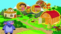 Dora The Explorer - Dora Saves the Farm Game. Full Episodes in English 2016 #Dora_games (H