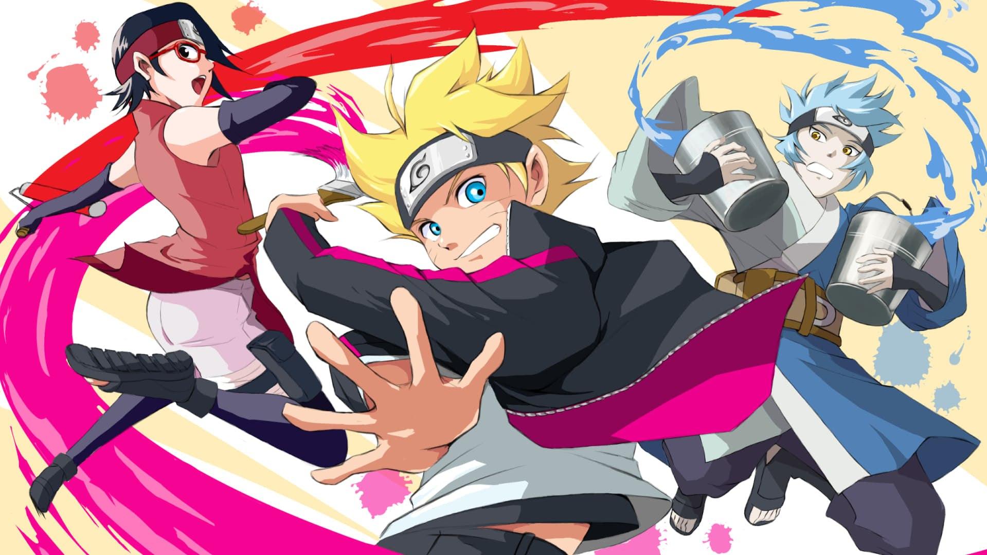 Boruto: Naruto Next Generations (S01E97) Full Episode