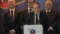 Foot - FFF : Noël Le Graët a été réélu président de la FFF