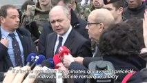 """Aéroport d'Orly: l'homme abattu, """"connu des services de police"""""""