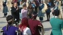 Bakü)- Azerbaycan'daki Nevruz Bayramı Kutlandı- Azerbaycan'da Nevruz Bayramı Kutlamaları Aliyev'in...