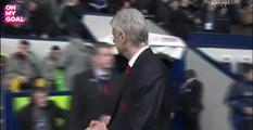 L'incroyable banderole des fans d'Arsenal envers Arsène Wenger